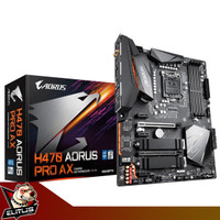 Motherboard Gigabyte H470 Aorus Pro AX LGA 1200 Comet Lake