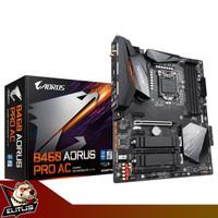 Motherboard Gigabyte B460 Aorus Pro AC LGA 1200