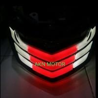 lampu stoplamp stop belakang JPA n max senja putih