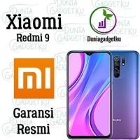 Xiaomi Redmi 9 3/32 GB & 4/64 GB Garansi Resmi IMEI terdaftar - 3GB 32GB, Green