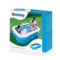 Kolam Renang Anak Bestway Rectangular Family Pool 201cm #54005