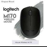 Logitech B170 Wireless Mouse (GARANSI RESMI)