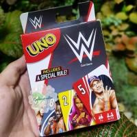 UNO WWE Card Game