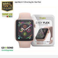 Ringke Apple Watch 4 / 5 40 mm Easy Flex Screen Protector Anti Gores