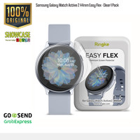 Rearth Ringke Galaxy Watch Active 2 44mm Easy Flex - Clear-1 Pack