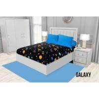 CALIFORNIA- Terbaru Sprei King Galaxy