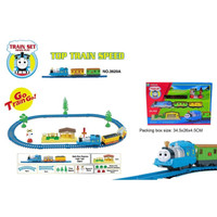 Train Thomas And Friends 3620 - Mainan Anak Track Kereta Api Set