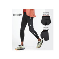 Celana Training Wanita Nike Celana Olahraga Cewe Jogger Pants Lari