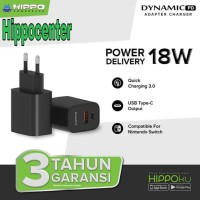 Hippo Dynamic PD Adapter Charger Quick Charging 3.0 PD 18W Fast Charge