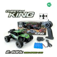 Rc Mobil Offroad Rock Crawler Model Muscle Buggy frequensi 2,4GHz