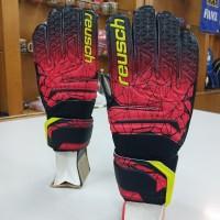 Sarung tangan kiper keeper goalkeeper glove gloves reusch 7039 jr anak