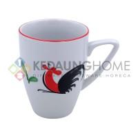 KedaungHome Mug KEB-03CM AYAM JAGO-HNP14981