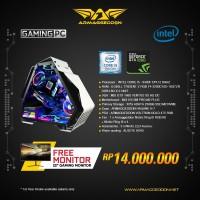 ARMAGGEDDON PC GAMING HAWK 1660-I5 / 16GB DDR4 / SSD 256GB
