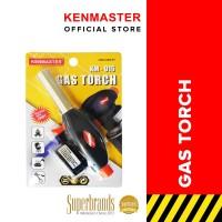 Kenmaster Gas Torch KM-915 Blister - Alat Bakar Korek Api Las Auto