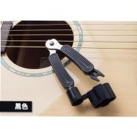 Alat Gitar Guitar Tools 3 in 1 String Winder Pins Puller String