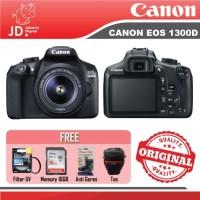 Canon EOS 1300D KIT 18-55mm EF-S III -DSLR CANON 1300D KIT