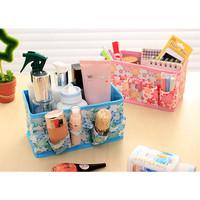 C62 Storage Cosmetic Organizer/kotak Penyimpanan Kosmetik Multifungsi