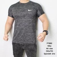 Baju kaos NIKE MISTY gym fitness fashion training / Kaos Running