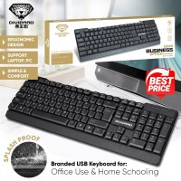 Keyboard Kabel Divipard D310 Untuk Komputer PC Laptop