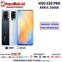VIVO X50 PRO RAM 8/256GB GARANSI RESMI VIVO TERMURAH