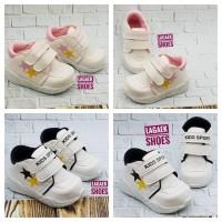 Sepatu Anak Boots Laki 1 2 3 Tahunan Sepatu Anak Motif Bintang