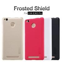 XIAOMI REDMI 3 PRO NILLKIN FROSTED SHIELD ORIGINAL MATTE PC HARD CASE