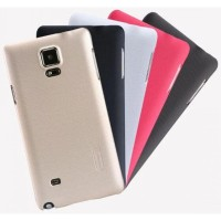SAMSUNG GALAXY NOTE 4 NILLKIN FROSTED SHIELD HARD CASE ORIGINAL COVER