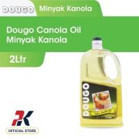 Dougo Canola Oil Minyak Kanola Murni 2 Ltr