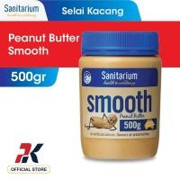 Sanitarium Peanut Butter Smooth 500gr - Selai Kacang
