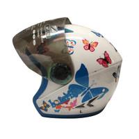 Helm Anak Kidzu Butterfly