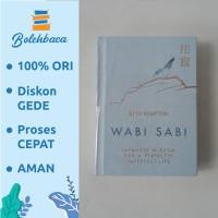 Wabi Sabi by Beth Kempton. HARD COVER. BUKU IMPOR ORI. AMAS
