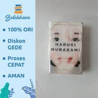 Novel 1Q84 by Haruki Murakami - Vintage Publisher. BUKU IMPOR ORI AMAS