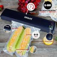 Vacuum Sealer Idealife / Pengemas Makanan Idealife IL 600