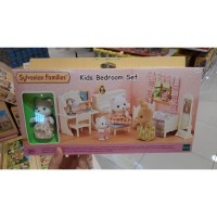 Weekend Deals : Sylvanian Families Bedroom / Baby Room / Bathroom Set