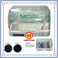 (Khusus Gojek) Panasonic Dsterile Sterilizer Dish Dryer FD-S03S1