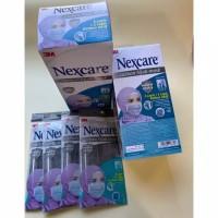 masker nexcare 3m carbon hijab 1 box isi 24 lembar