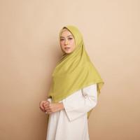 Hijab Wanita Plain Scarf Voal Syar'i Diario