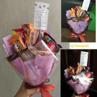 Buket Snack Bouquet Wisuda