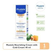 Mustela Nourishing cream with cold cream 40 ml