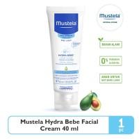 Mustela Hydrabebe Facial Cream 40 ml