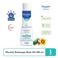 Mustela Stelatopia Bath Oil 200 ml