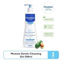 Mustela Bebe Gentle Cleansing gel 500 ml