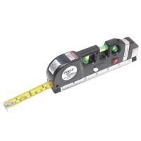 LEVELPRO 3 Penggaris Laser Horizontal 250CM dan Waterpass