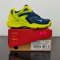 Sepatu Badminton Anak -- EAGLE ARTAX JR SASBM202 J