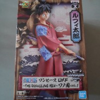 Figure One Piece Wano Country The Grandline Men Vol. 1 Monkey D Luffy