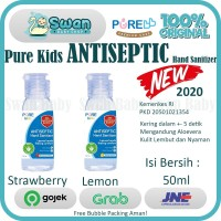 Pure Kids Antiseptic Hand Sanitizer 50ml / Pure bb / Travel Size