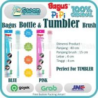 Bagus Tumbler and Bottle Brush