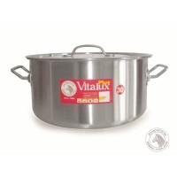 Zebra Stock Pot 30x15 Cm Vitalux (171311) / Panci Stainless