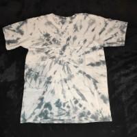 Baju Kaos Tie Dye Warna Hitam