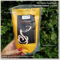 Sauce MyTaste CHEESE (MUI HALAL) chilled 500m